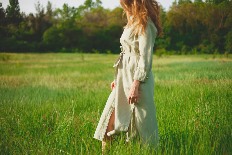 kleding lange vrouwen